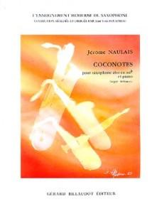 NAULAIS J. COCONOTES SAXOPHONE ALTO