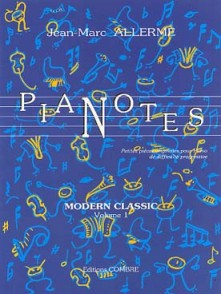 ALLERME J.M. PIANOTES MODERN CLASSIC VOL 1 PIANO