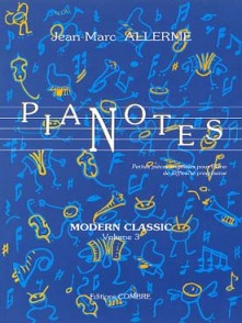 ALLERME J.M. PIANOTES MODERN CLASSIC VOL 3 PIANO
