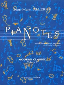 ALLERME J.M. PIANOTES MODERN CLASSIC VOL 4 PIANO