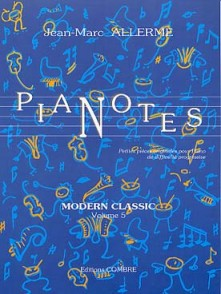 ALLERME J.M. PIANOTES MODERN CLASSIC VOL 5 PIANO