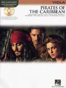 PIRATES OF THE CARIBBEAN ALTO