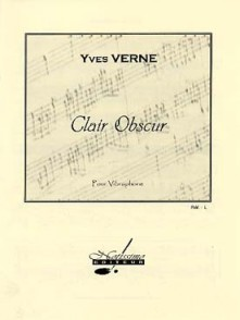 VERNE Y. CLAIR OBSCUR VIBRAPHONE
