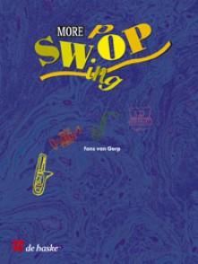 SWING POP: MORE SWOP BARYTON OU EUPHONIUM OU SAXHORN UT OU CLE DE FA