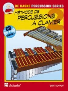 BOMHOF G. METHODE DE PERCUSSIONS A CLAVIERS VOL 2