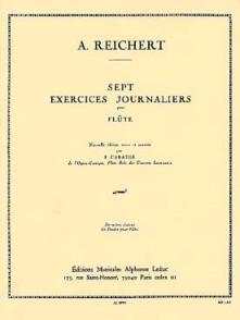 REICHERT A. EXERCICES JOURNALIERS (7) FLUTE