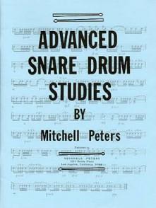 PETERS M. ADVANCED SNARE DRUM STUDIES
