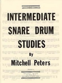 PETERS M. INTERMEDIATE SNARE DRUM STUDIES FOR SNARE DRUM