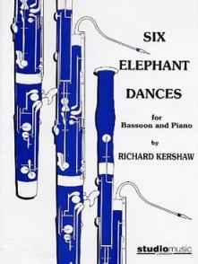 KERSHAW R. SIX ELEPHANT DANCES BASSON