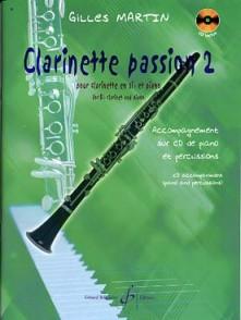MARTIN G. CLARINETTE PASSION VOL 2