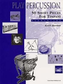 BARTLETT K. 50 SHORT PIECES FOR TIMPANI