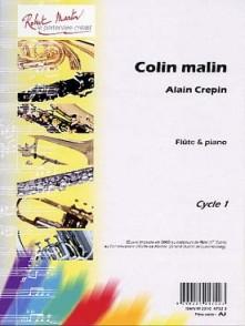 CREPIN A. COLIN MALIN FLUTE