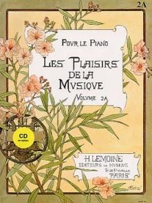 PLAISIRS DE LA MUSIQUE VOL 2A PIANO