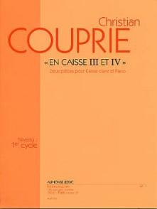 COUPRIE C. EN CAISSE III ET IV CAISSE CLAIRE