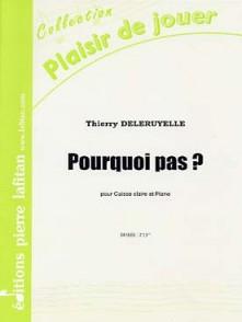 DELERUYELLE T. POURQUOI PAS? CAISSE CLAIRE