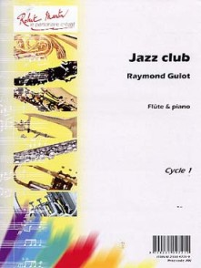 GUIOT R. JAZZ CLUB FLUTE