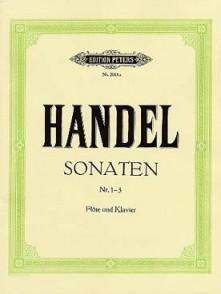HAENDEL G.F. SONATES VOL 1 FLUTE