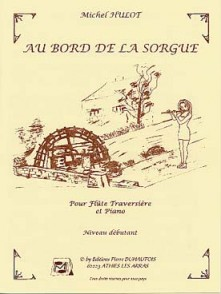 HULOT M. AU BORD DE LA SORGUE FLUTE