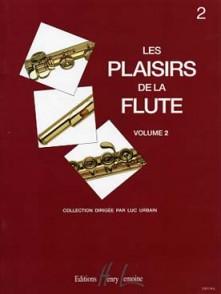 LES PLAISIRS DE LA FLUTE VOL 2