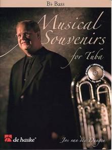 MUSICAL SOUVENIRS FOR TUBA EN UT