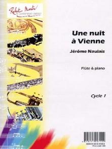NAULAIS J. UNE NUIT A VIENNE FLUTE