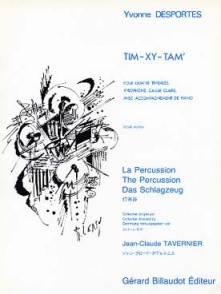 DESPORTES Y. TIM-XY-TAM' PERCUSSION