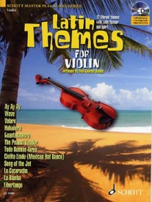 LATIN THEMES FOR VIOLON