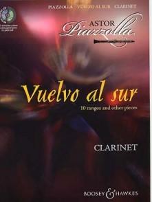 PIAZZOLLA A. VUELVO AL SUR CLARINETTE