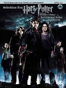 POTTER HARRY AND GOBLET OF FIRE VIOLON