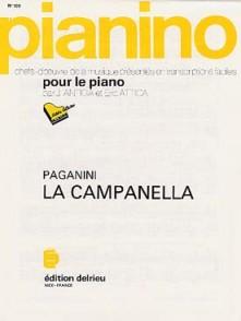 PAGANINI N. LA CAMPANELLA PIANO