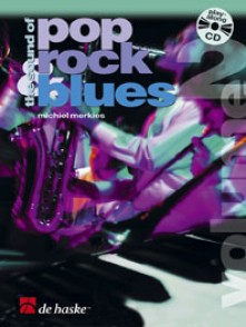 SOUND POP ROCK BLUES (THE) VOL 2 SAXO ALTO