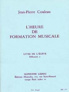 COULEAU J.P. HEURE DE FORMATION MUSICALE D2