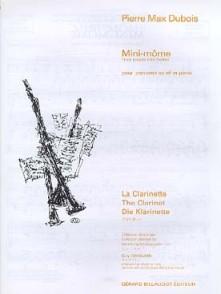 DUBOIS P.M. MINI-MOME CLARINETTE