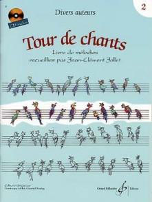 JOLLET J.C. TOUR DE CHANTS VOL 2