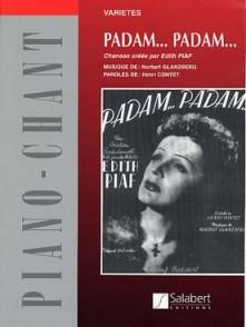 PIAF E. PADAM PADAM CHANT