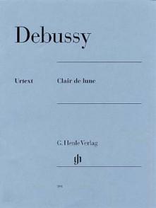 DEBUSSY C. CLAIR DE LUNE PIANO