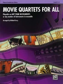 MOVIE QUARTETS FOR ALL ENSEMBLE VARIABLE