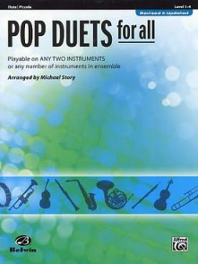 STORY M. POP DUETS FOR ALL FLUTES