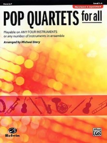 STORY M. POP QUARTETS FOR ALL CORS
