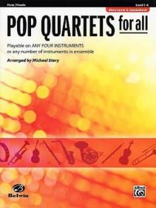 STORY M. POP QUARTETS FOR ALL FLUTES