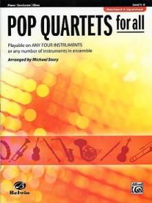 STORY M. POP QUARTETS FOR ALL HAUTBOIS