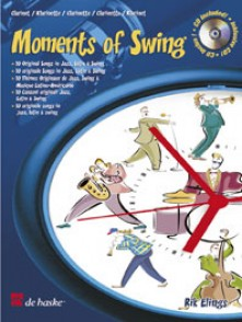 MOMENTS OF SWING CLARINETTE