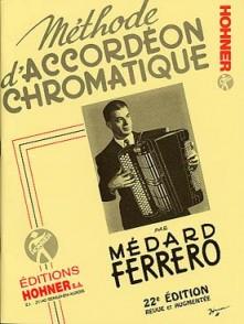 FERRERO M. METHODE ACCORDEON 2ME ANNEE