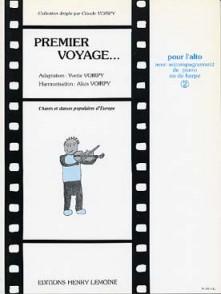 VOIRPY A. PREMIER VOYAGE VOL 2 ALTO