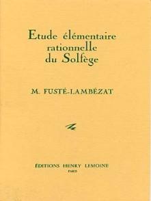 FUSTE-LAMBEZAT M. ETUDE ELEMENTAIRE