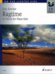 KEMBER J. RAGTIME PIANO SOLO