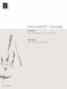 FRESCOBALDI G. TOCCATA VIOLONCELLE