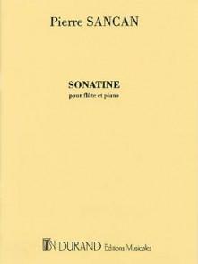 SANCAN P. SONATINE FLUTE