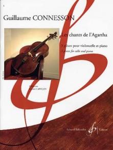 CONNESSON G. LES CHANTS DE L'AGARTHA VIOLONCELLE