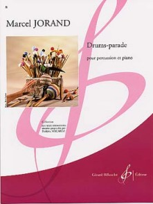 JORAND M. DRUMS-PARADE PERCUSSION